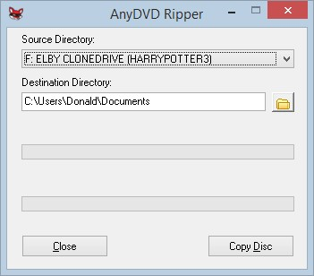 Rip dvd to a folder file