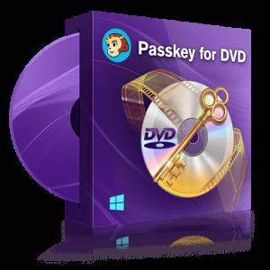 Passkey para proteções de descriptografadas em DVD